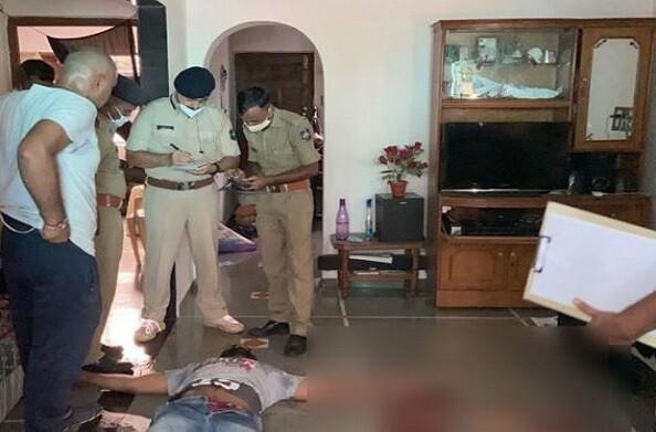 अहमदाबाद: शक्की पति ने पत्नी को चाकू से गोदा, तीन महीने पहले ही दोनों ने लव मैरिज की थी