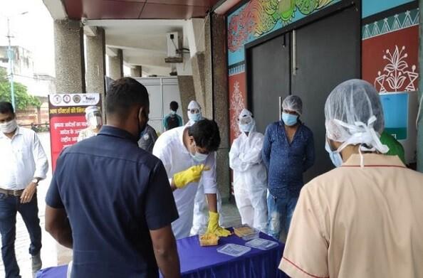 छत्तीसगढ़: सरकार ने तय किए प्राइवेट अस्पताल में कोविड-19 इलाज के रेट, रायगढ़ एसपी समेत 1172 नए संक्रमित