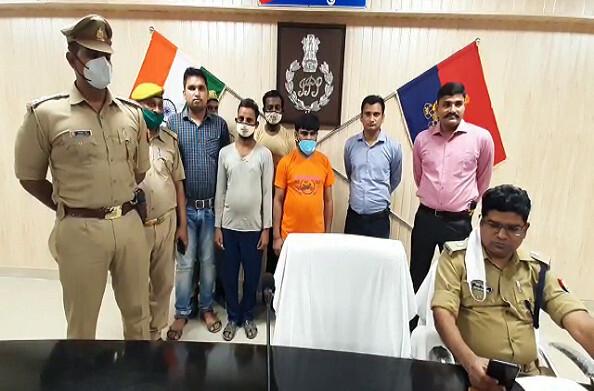 कौशांबी: 9.55 लाख की ऑनलाइन ठगी मामला, पुलिस ने अंतर्राज्यीय 3 साइबर लुटेरे किए गिरफ्तार