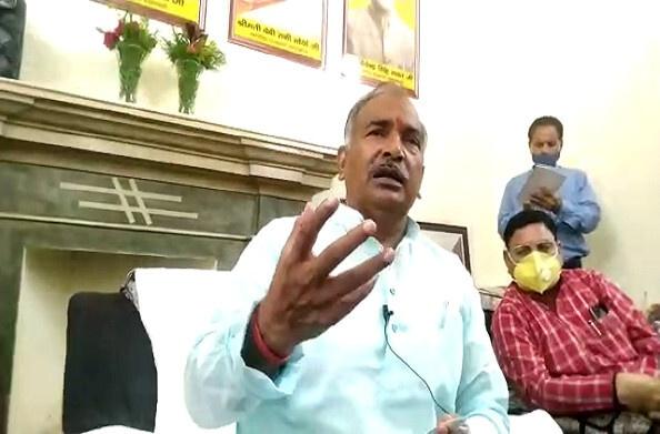 हरिद्वार पहुंचे उत्तराखंड शिक्षा मंत्री अरविंद पांडेय, किसान बिल पर दिया बयान