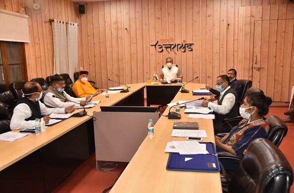 मुख्यमंत्री की अध्यक्षता में आयोजित हुई देवस्थानम प्रबन्धन बोर्ड की बैठक, बैठक में लिए गए कई निर्णय