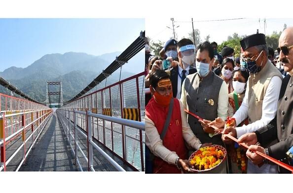 साढ़े तीन साल में 250 से ज्यादा पुलों का निर्माण करके बनाया रिकॉर्ड: CM त्रिवेंद्र