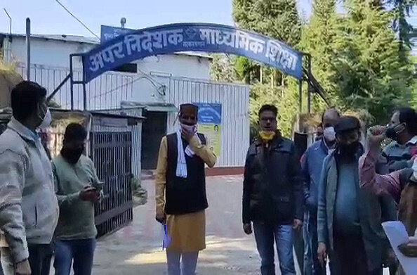 पौड़ी: मुख्य शिक्षा अधिकारी के खिलाफ निजी स्कूलों ने खोला मोर्चा