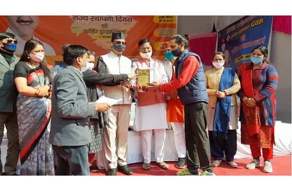 उत्तराखंड स्थापना दिवस: पौड़ी में सुबोध उनियाल कार्यक्रम में हुए शामिल