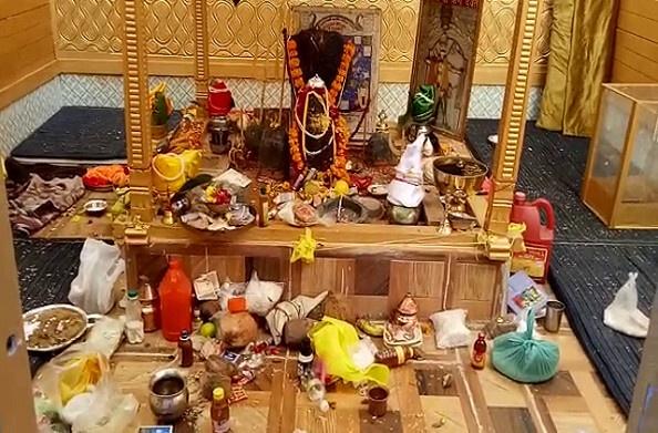 नरेंद्रनगर: भगवान घंटाकर्ण का भव्य मंदिर तैयार, धाम के रूप में किया जाएगा विकसित