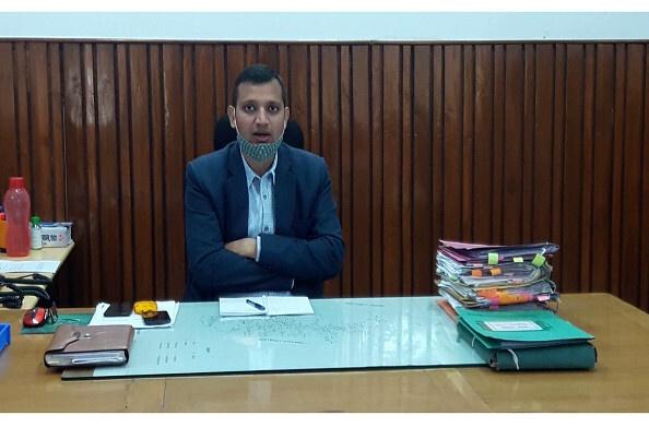 रूद्रप्रयाग: DM मनुज गोयल ने मीडिया को बताईं अपनी प्राथमिकताएं