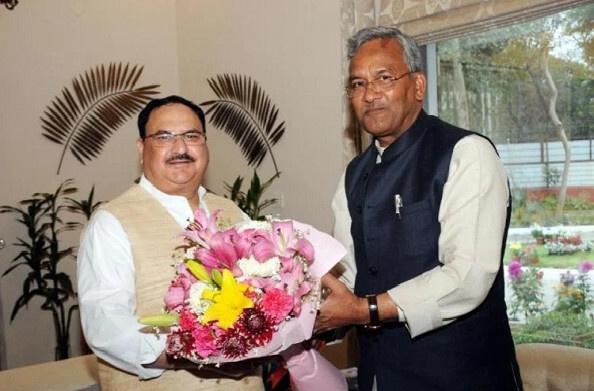 बीजेपी के राष्ट्रीय अध्यक्ष जेपी नड्डा का उत्तराखंड दौरा, प्रदेश को लेकर आखिर क्या है पार्टी की रणनीति ?