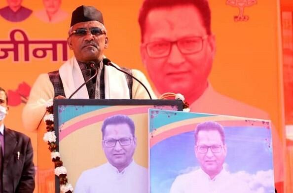 अल्मोड़ा: सीएम त्रिवेंद्र सिंह रावत का बड़ा ऐलान, जिला विकास प्राधिकरण स्थगित करने की घोषणा