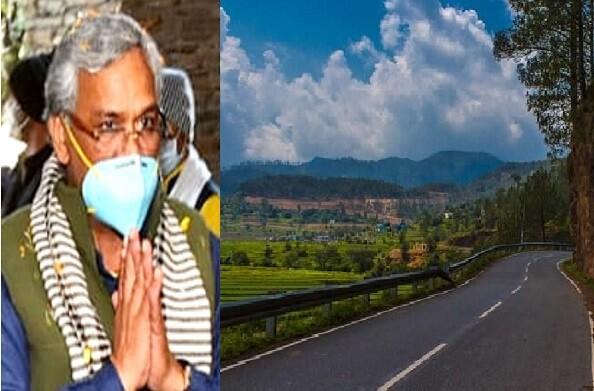 गंगोलीहाट, हरिद्वार के झबरेड़ा, टिहरी के नरेंद्रनगर से बड़कोट मोटर मार्गों के लिए मुख्यमंत्री ने दी वित्तीय मंजूरी
