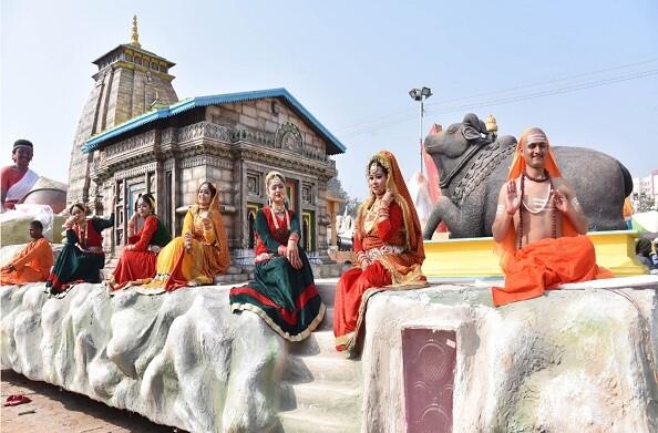 26 जनवरी को राजपथ पर दिखेगी उत्तराखंड की झांकी 'केदारखंड'