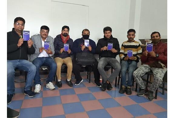 हल्द्वानी: उत्तराखंड श्रमजीवी पत्रकार यूनियन ने किया कार्यकारिणी का विस्तार, जानें किन्हें मिली बड़ी जिम्मेदारी