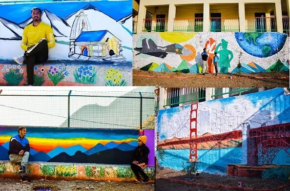जिस शिक्षक के स्कूल छोड़ने पर छात्र रोए थे, उन आशीष डंगवाल के प्रोजेक्ट स्माइलिंग स्कूल के बारे में जानें जिसने टिहरी के स्कूल की तस्वीर बदल ली है