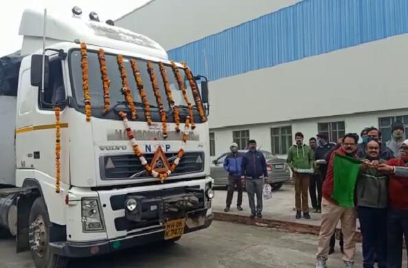 हरिद्वार: दुनिया का पहला 800 मेगा वाट का टर्बो जनरेटर तेलंगाना भेजा गया