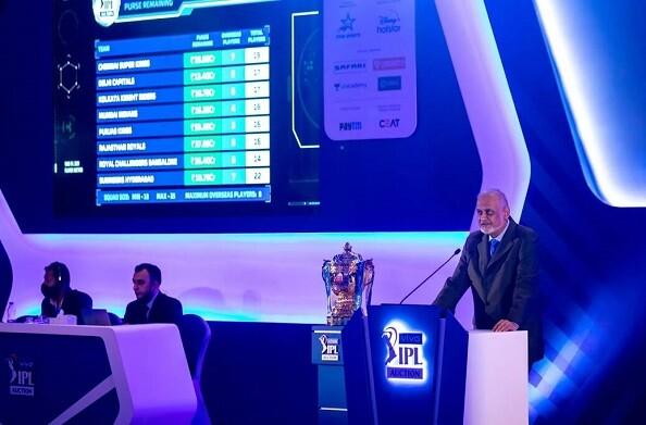 IPL auction 2021:क्रिस माॅरिश बने सबसे महंगे खिलाड़ी,कई खिलाड़ियों पर हुई धनवर्षा