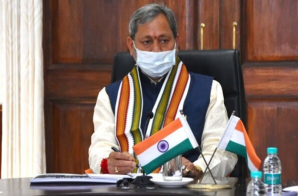 मुख्यमंत्री तीरथ सिंह रावत ने प्रदेशवासियों को फूलदेई पर्व पर दी शुभकामनाएं