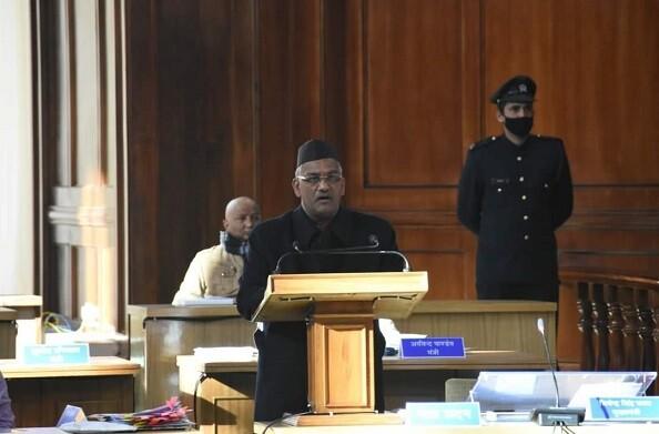 भराड़ीसैण में मुख्यमंत्री ने की तीन बड़ी घोषणाएं, गैरसैण बनेगा राज्य का तीसरा मंडल