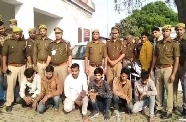 अयोध्या में पान मसाला व्यापारी के पुत्र के अपहरण और हत्या के मामले में पुलिस ने किया खुलासा