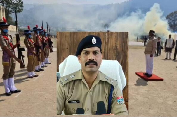 मदन कौशिक को गार्ड ऑफ ऑनर देने के मामले में पुलिस अधीक्षक अमित श्रीवास्तव ने कही जांच के बाद कार्रवाई के आदेश