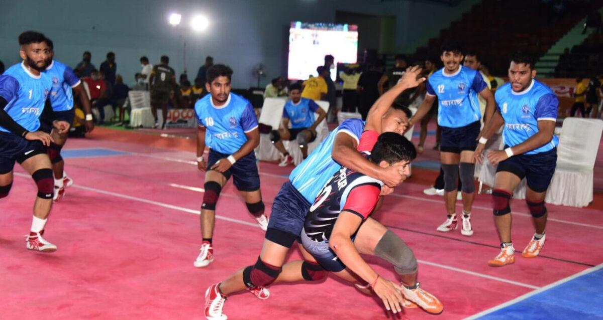 अयोध्या में राष्ट्रीय कबड्डी चैम्पियनशिप का समापन ,देश के कोने-कोने से आए रामनगरी में खिलाड़ी