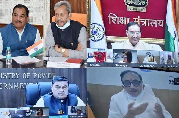कुंभ मेले में स्किल इंडिया पैवेलियन के डिजिटल लॉन्च कार्यक्रम का हुआ उद्घाटन, सीएम समेत केंद्रीय मंत्री वर्चुअल माध्यम से हुए शामिल