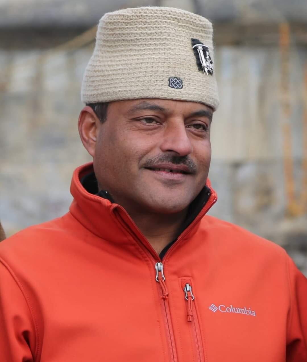 आम आदमी पार्टी में शामिल हुए रिटायर्ड कर्नल अजय कोठियाल