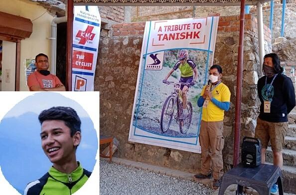 देहरादून: सारमंग एडवेंचर टूर्स ने साइकिल रैली के जरिए 16 साल के होनहार साइकिलिस्ट तनिष्क चौधरी को किया याद