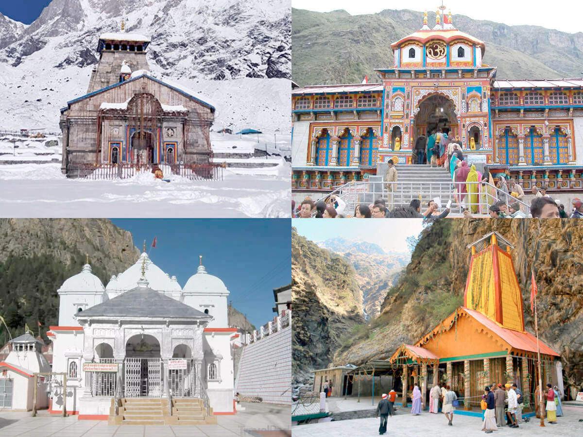 प्रदेश में चार धाम यात्रा हुई स्थगित, केवल पुजारियों को धार्मिक अनुष्ठान करने की इजाजत