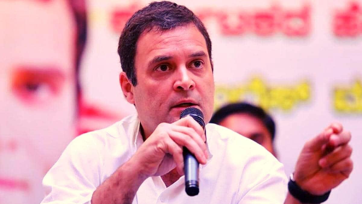 कांग्रेस नेता राहुल गांधी हुए कोरोना से संक्रमित