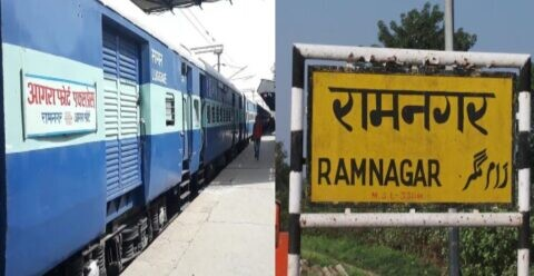 रामनगर में कोरोना के नियमों की उड़ी धज्जियां ,जनता ने साधा सरकार पर निशाना