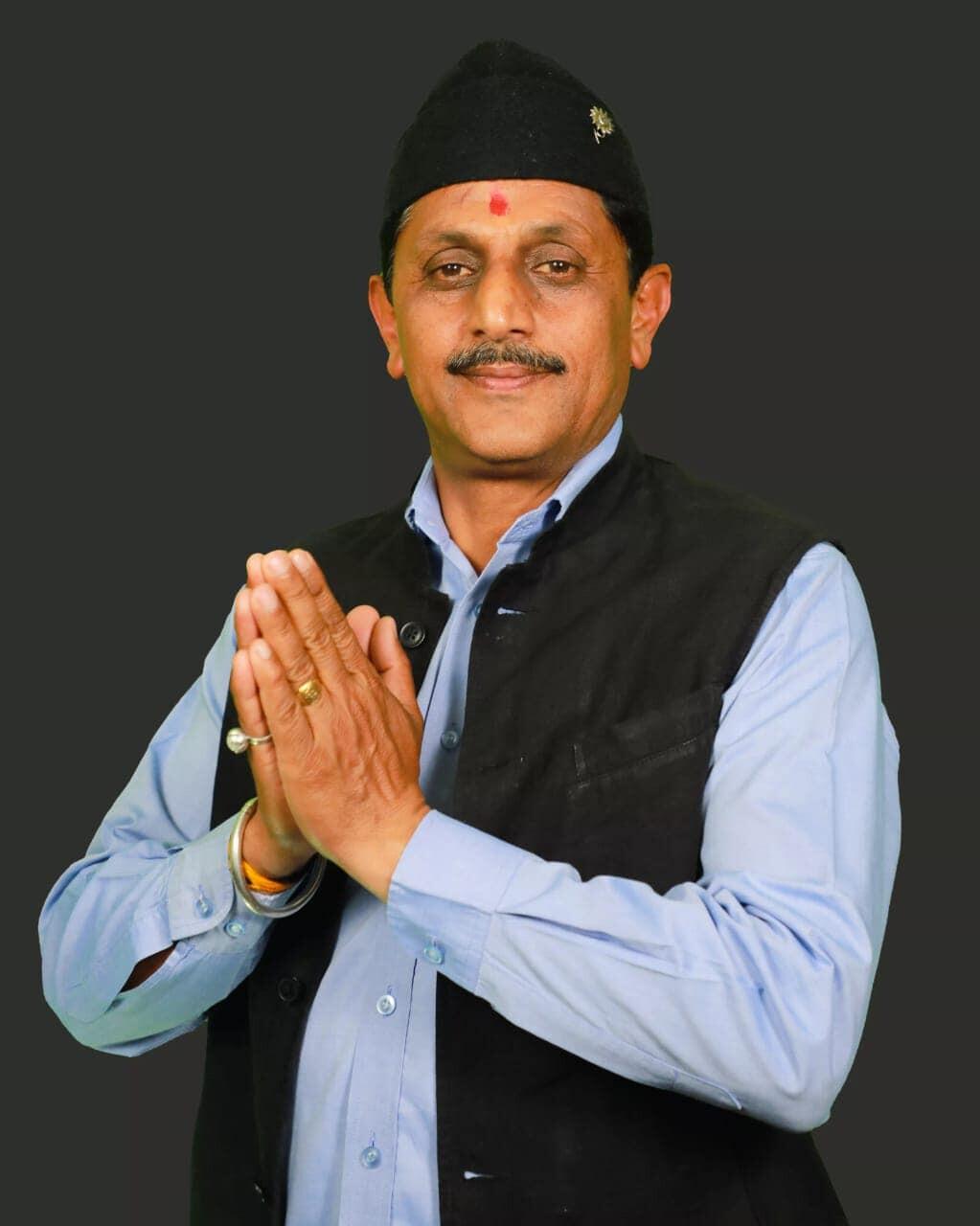 भाजपा किसान मोर्चा के प्रदेश उपाध्यक्ष जोगेन्द्र सिंह पुंडीर ने की कोरोना महामारी से बचाव की अपील