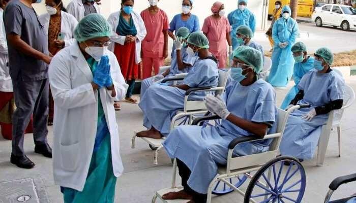 उत्तराखंड : बीते 24 घंटे में 353 लोग कोरोना पॉजिटिव मिले , 6 लोगों की मौत हुई,398 लोग स्वस्थ हुए