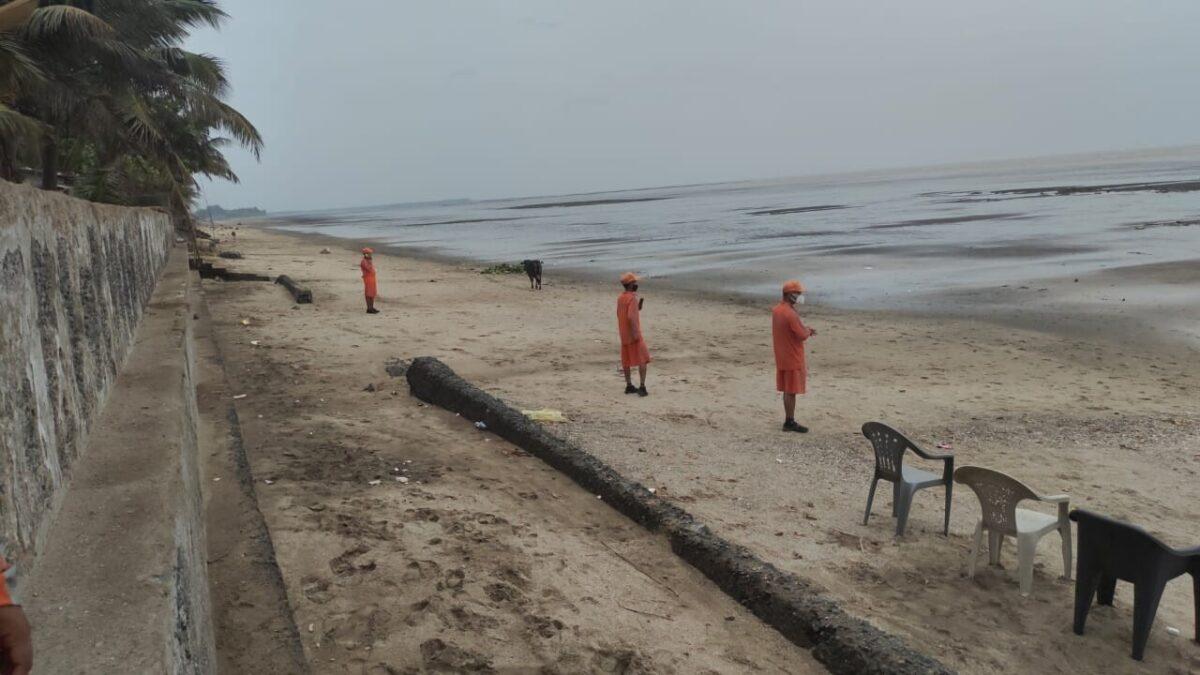 महाराष्ट् में चक्रवात ताउते को लेकर अलर्ट जारी,उत्तराखंड में भी 18 मई के लिए ऑरेंज अलर्ट,तेज बारिश की आशंका