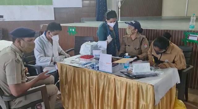 मुसीबत की घड़ी में देहरादून पुलिस ने उठाया प्लाज्मा दान करने का बीड़ा