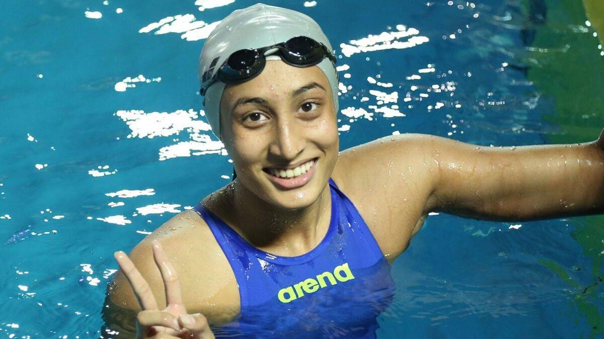 माना पटेल ने रचा इतिहास, Tokyo2020 के लिए क्वालीफाई करके भारत की पहली महिला तैराक का खिताब किया हासिल