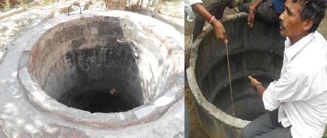 महाराष्ट्र : कुएं से गर्म पानी निकलने पर गांव में सनसनी,प्रशासन ने भेजा जांच के लिए पानी का सैंपल