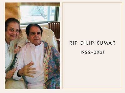बॉलीवुड के दिग्गज अभिनेता दिलीप कुमार का निधन, भारत से लेकर पाकिस्तान तक में शोक की लहर