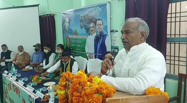 बागेश्वर- शिक्षा मंत्री अरविंद पांडे ने अटल उत्कृष्ट विद्यालय का किया शुभारंभ