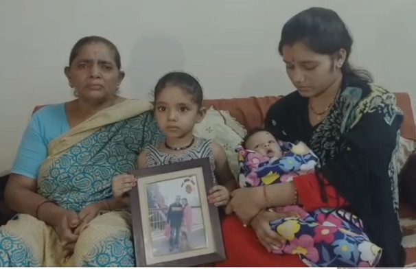 हल्द्वानी : 2 महिने की और 4 साल की बेटी का पिता पवन कन्याल पिछले 16 अगस्त से लापता,परिजनों का रो रो कर बुरा हाल
