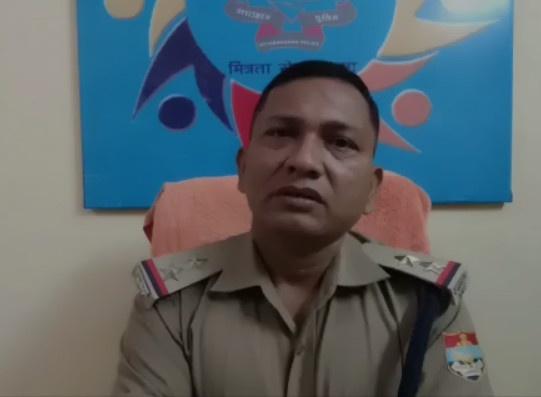 दहेज हत्या :26 अक्टूबर तक गिरफ्तारी न हुई तो 27 अक्टूबर को लमगांव बाजार में करेंगे धरना प्रर्दशन