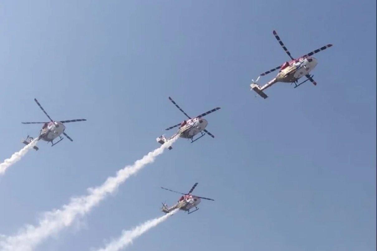 एयरफोर्स डे : भारतीय वायुसेना ने मनाया अपना 89वां स्थापना दिवस, हिंडन एयरफोर्स स्टेशन में दिखी धूम